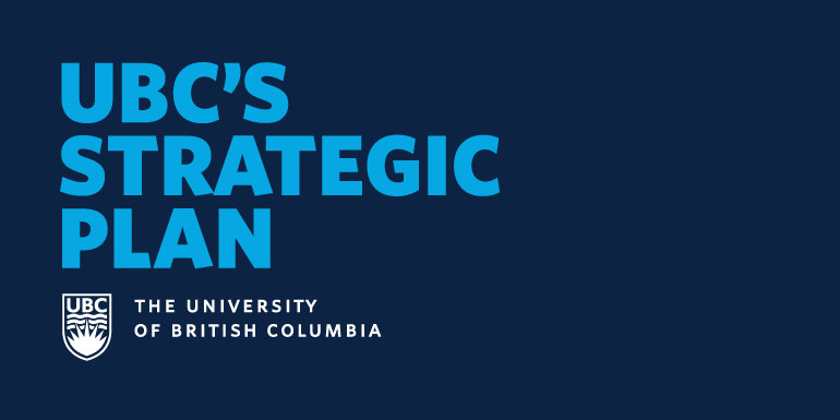 Shaping UBC's next Century